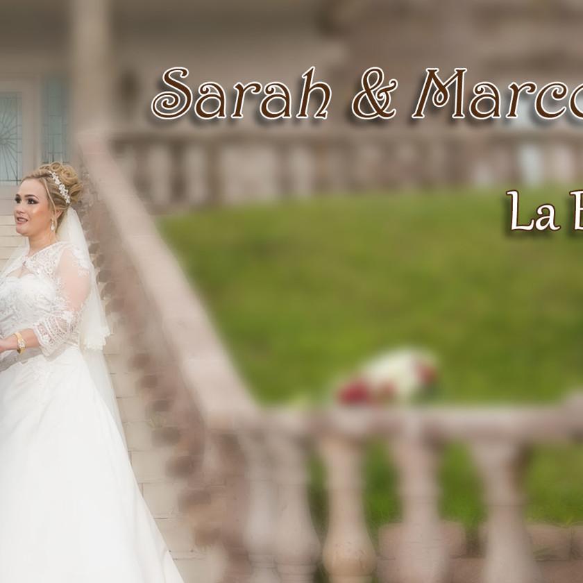 Sarah + Marco